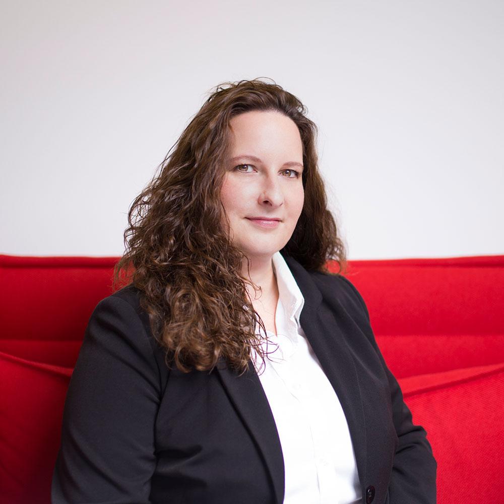 Tina Scholze - Abteilungsleitung Buchhaltung der KDS Personalberatung