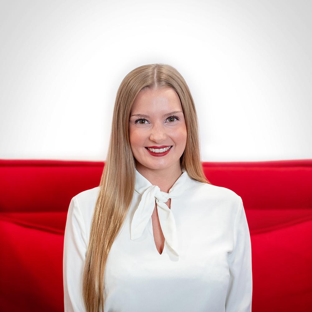 Kristina Hermann - Personalberaterin der KDS Personalberatung