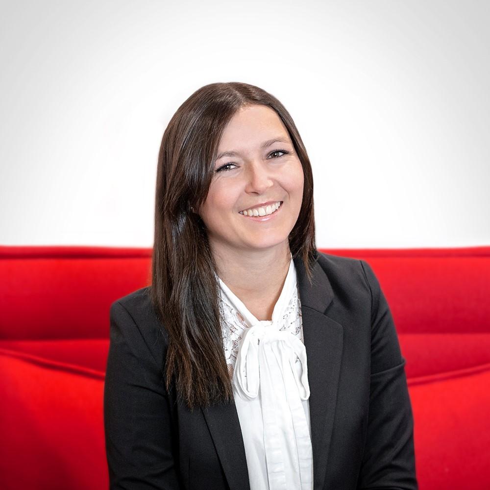 Julia Schmitt - Backoffice der KDS Personalberatung