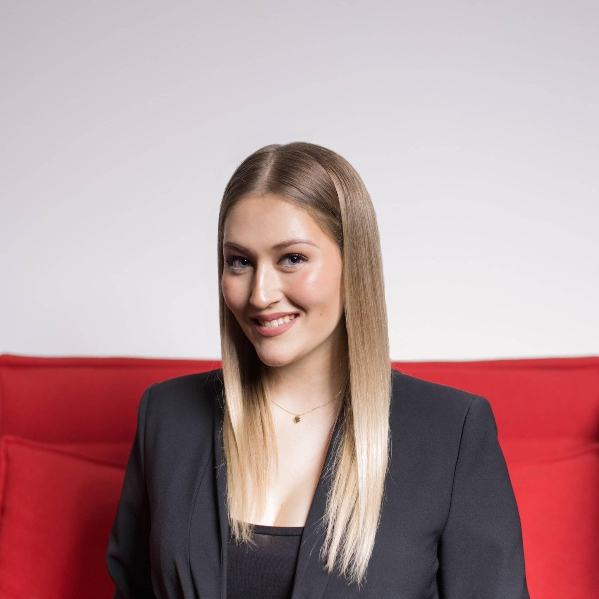 Bianca Laube - Personalberaterin der KDS Personalberatung