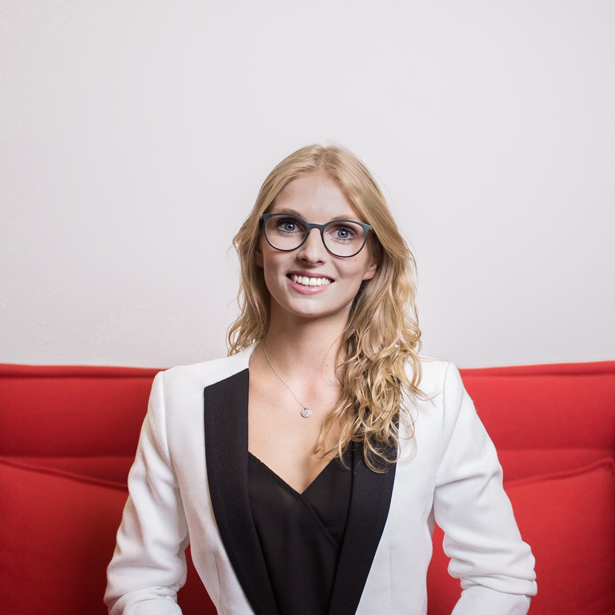 Anneke Bumann - Werkstudentin der KDS Personalberatung